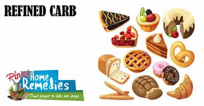 Foods To Get Rid Of From Your Diet To Avoid Inflammation: Refined Carbohydrates