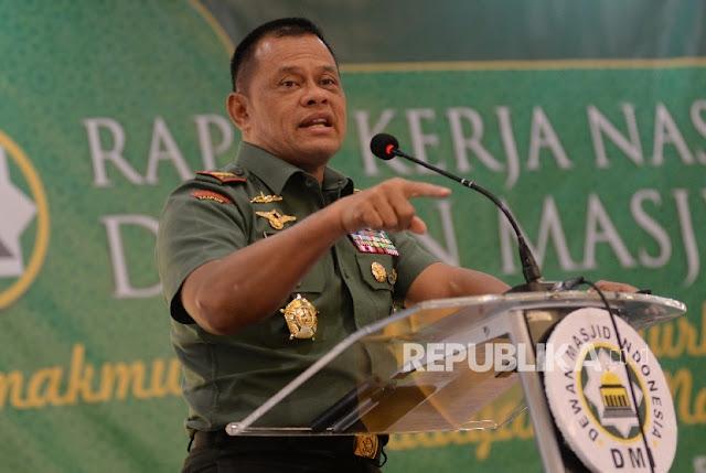 Panglima TNI: Ancaman ISIS Semakin Dekat dengan Indonesia
