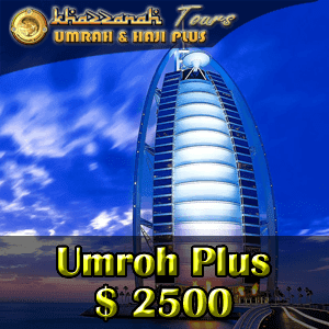 Paket Umroh Plus Dubai