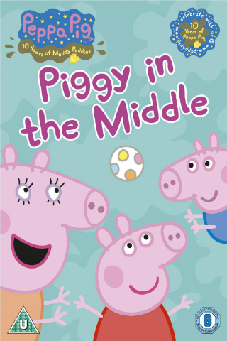 Peppa Pig – Piggy In The Middle & Other Stories [2015] [DVDR] [NTSC] [Latino]