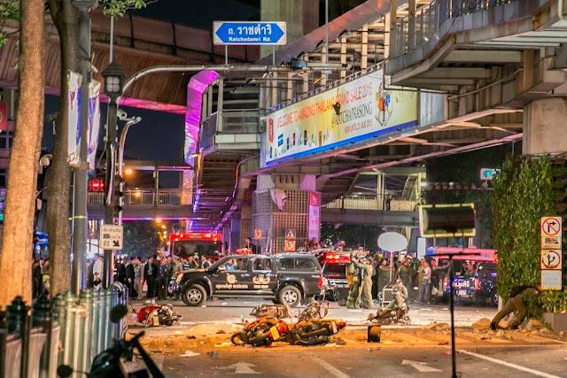 Kinh nghiệm du lịch Thái Lan an toàn sau vụ nổ bom tại Thái