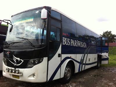 Sewa Bus Pariwisata Ekslusif di Medan