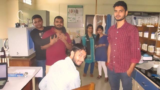 Department of Energy, Tezpur university(Lakhan Lal, Silvia saikia, Chandan kumar, Maskura Hasin, Rahul Talukdar, debashish mandal) 3