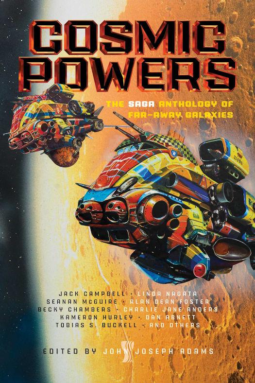 Cosmic Powers, edited by John Joseph Adams