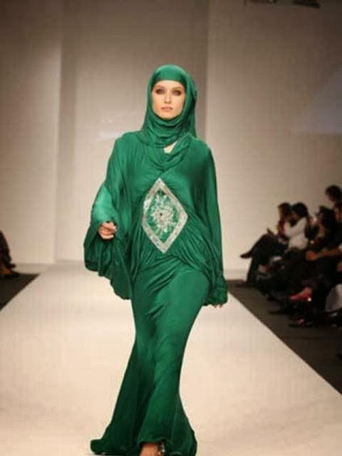 جديد العبايات السعودية بالحجاب