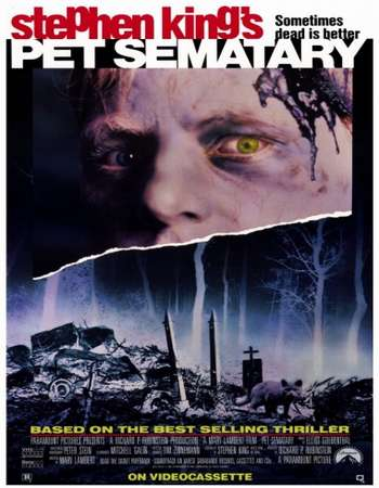 Pet Sematary 1989 Hindi Dual Audio  Full Movie Download