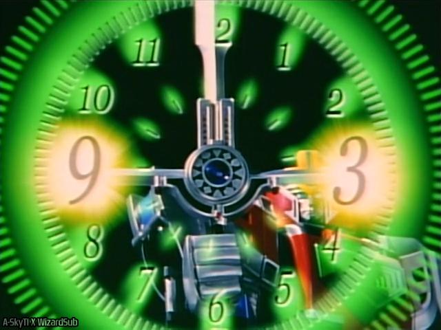 [W-SxA-S] Mirai Sentai Timeranger Case File 1-5 Subtitle Indonesia