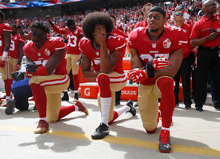 Respecting the National Anthem Is All about Honor
