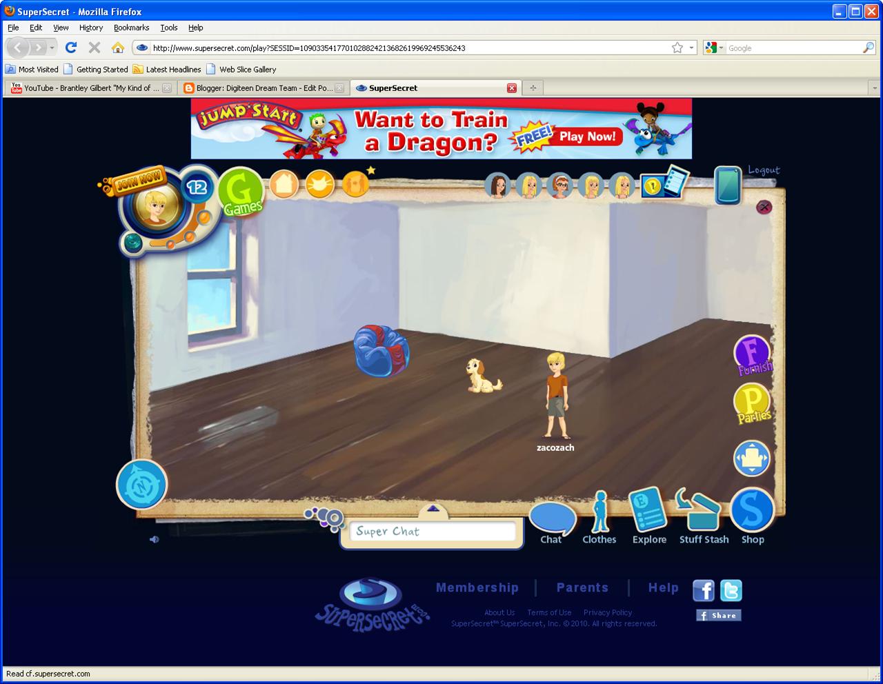 Teen Virtual World Games 65