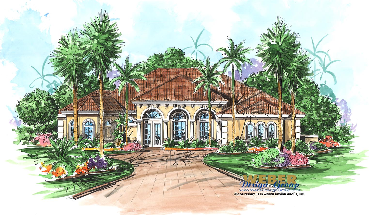 25 tropical home plan with floor plans for Tropical house plans