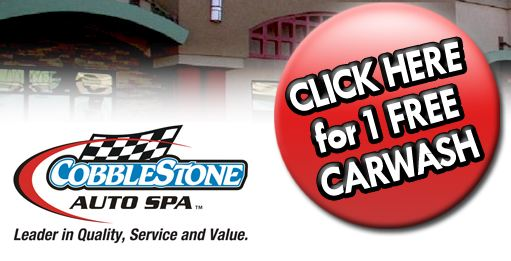 Arizona Shopping Secrets: 2 Free Car Washes at Cobblestone