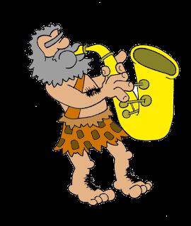 Músico primitivo
