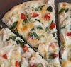 WHITE GARLIC CHICKEN AND VEGETABLE PIZZA
