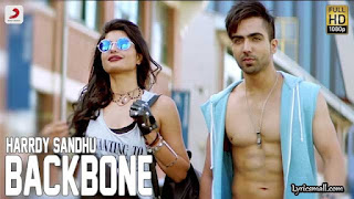 Backbone Song Lyrics | Punjabi Song Backbone By Hardy Sandhu feat. Zenith Sidhu