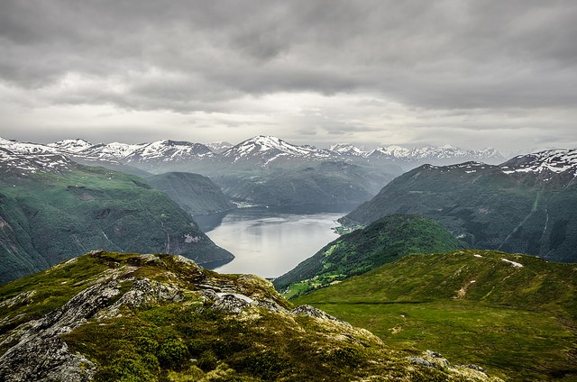 The Fjords, beautiful places to visit in Norway