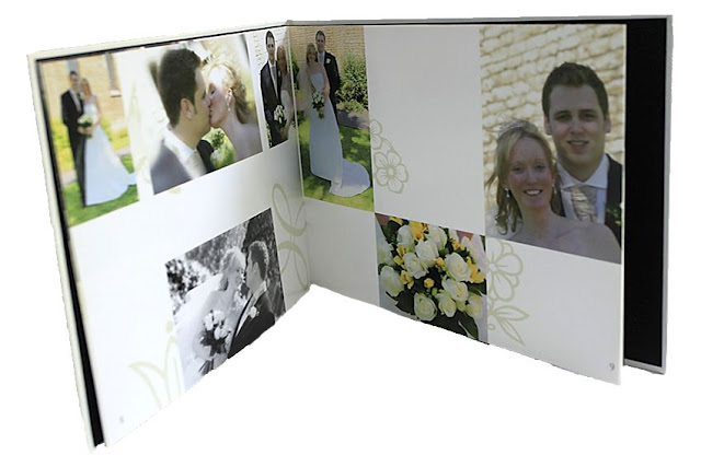 Wedding Photo Album Books Hard Pages