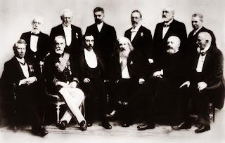Dr. Thorpe e Outros Químicos Proeminentes