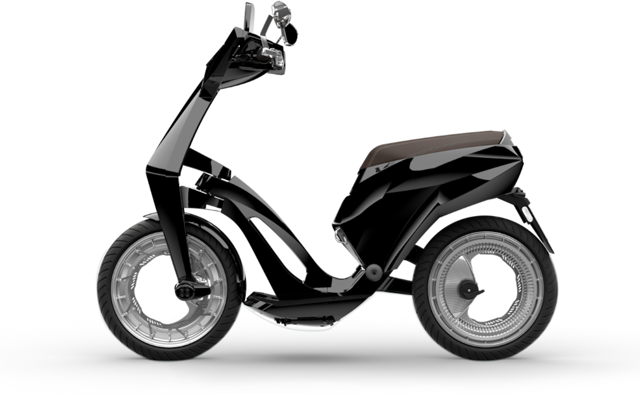 ujet katlanabilir elektrikli scooter teknolsun. Black Bedroom Furniture Sets. Home Design Ideas