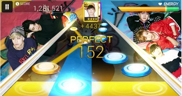 Download SuperStar JypNation Apk v1.0.3 Update (Game K-POP)