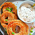 Vegan Buffalo Onion Rings Recipe