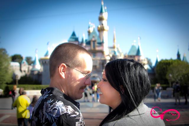 Disneyland Engagement Shoot - Natalie and Kevin