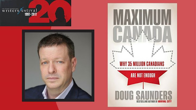Doug Saunders's Maximum Canada