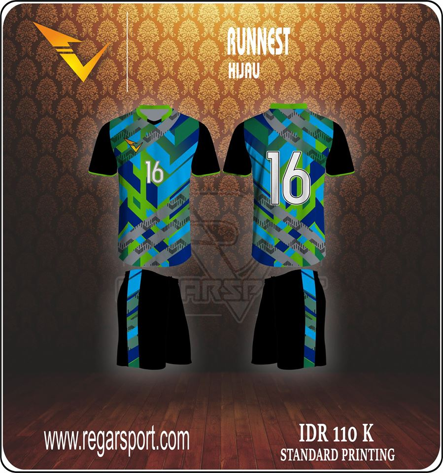 FRESH DESIGN VOLLEY RUNNEST Regar Sport Online Dan Konveksi