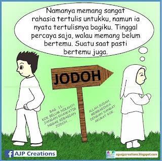Kata-Kata Motivasi Jangan Khawatir Tak Kebagian Jodoh