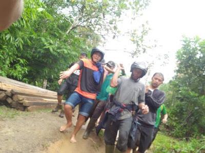 Masih Misteri, Kematian Siswi MTsN Penawar di Air Terjun Sungai Medang
