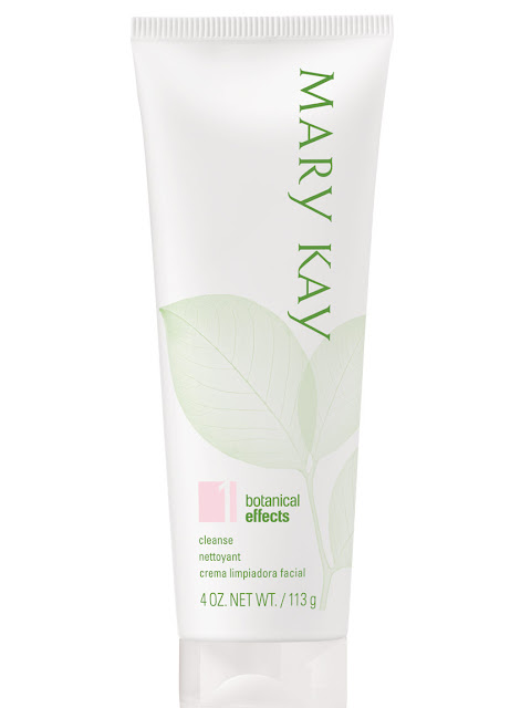 mary kay facial wash
