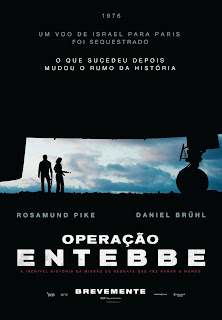 Crítica - 7 Days in Entebbe (2018)