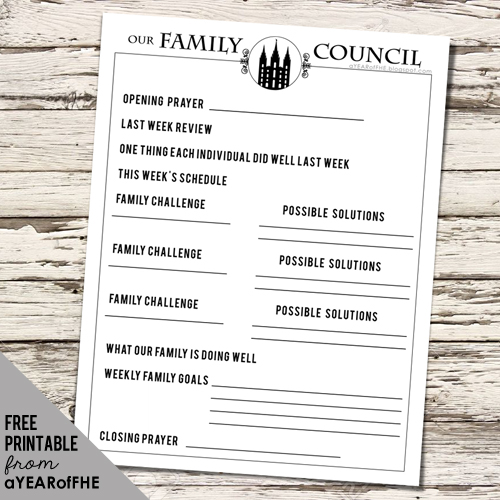 a year of fhe m russel ballard s family councils free download