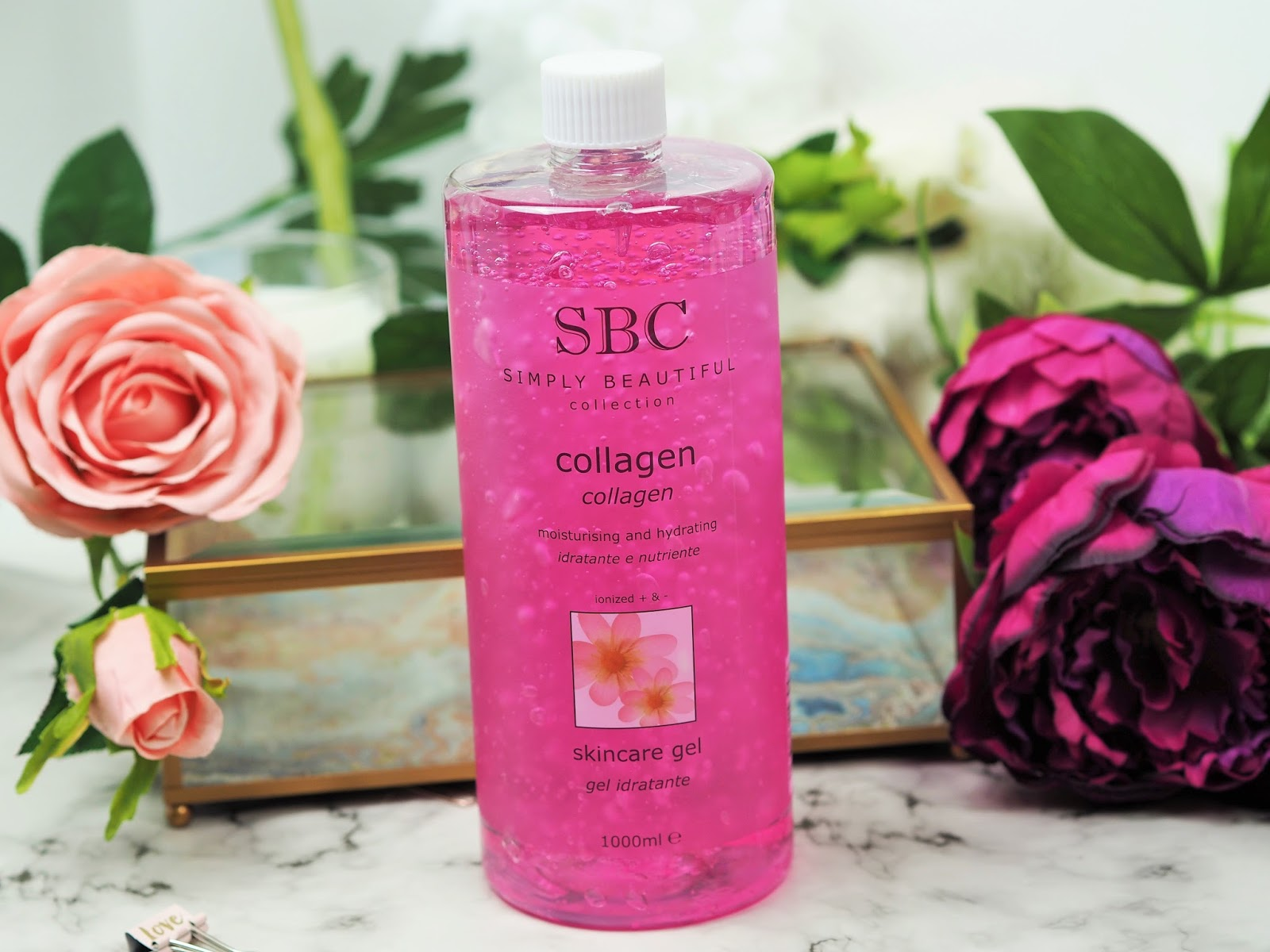 Collagen Skincare Gel - SBC