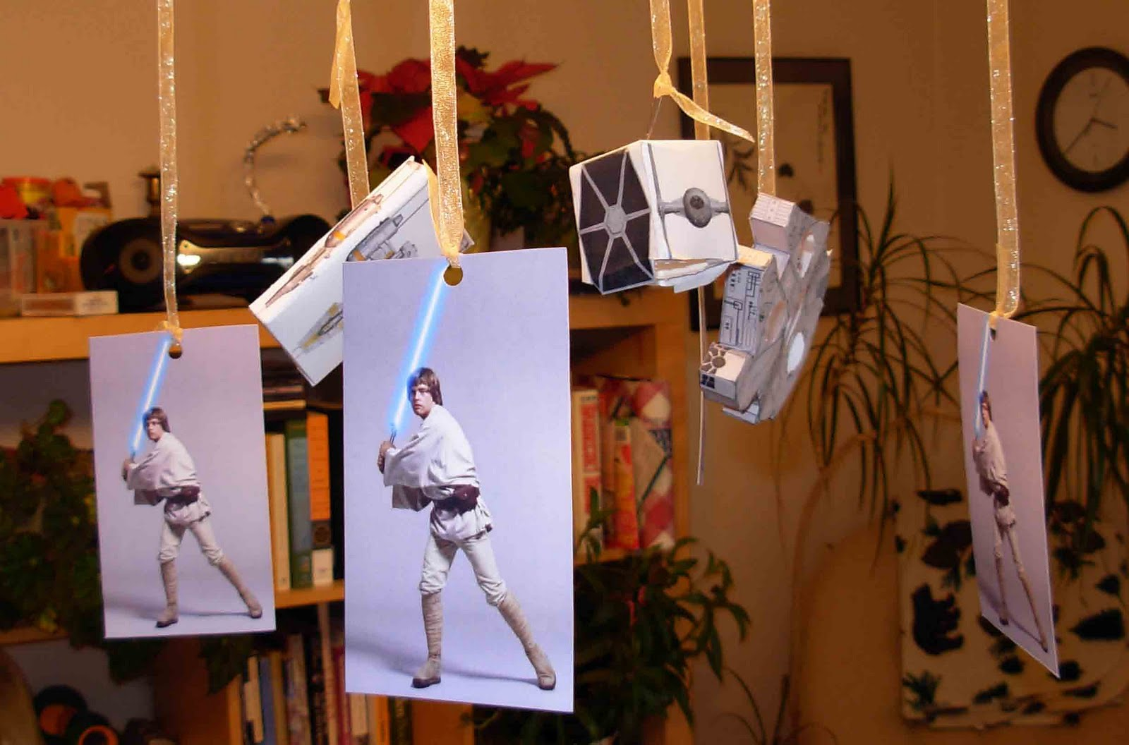 Star Wars Decorations Ideas Crack Of Dawn Crafts Star Wars Party Putting It All Together