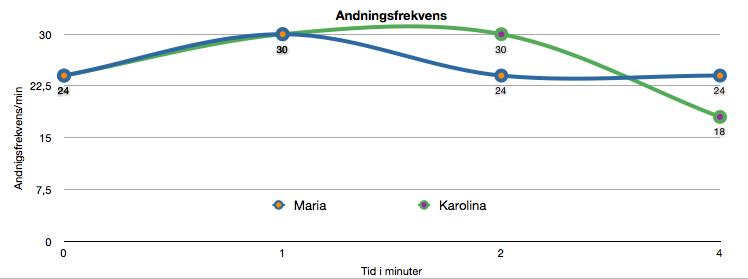 Marias Digitala Portfolio  Puls Och Andningsfrekvens