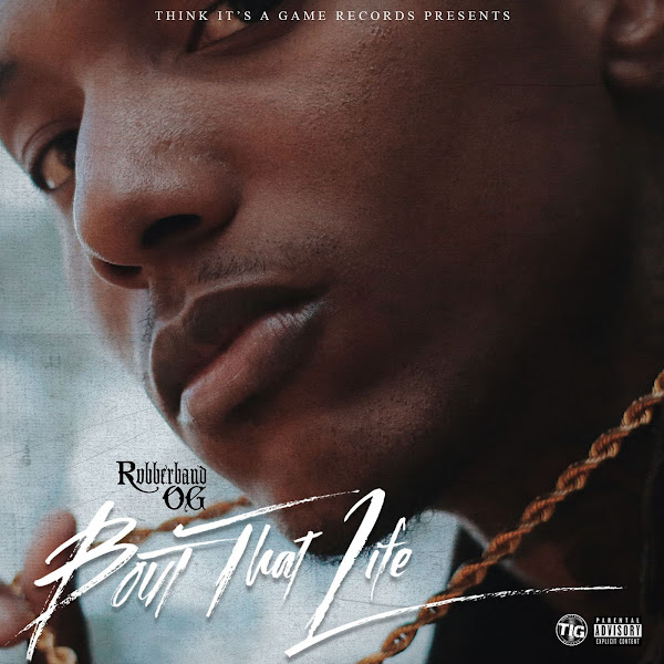 Rubberband O.G. - Preying On the Weak (feat. YFN Lucci) - Single Cover
