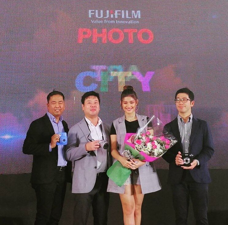 Fujifilm Philippines Introduces Liza Soberano As Its Newest Brand Ambassador