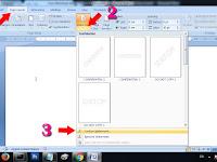 Cara Membuat Watermark di Microsoft Word Sesuai Dengan Selera Sendiri
