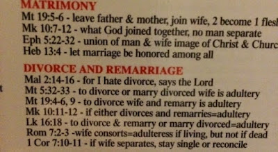same sex marriage bible passages about marriage in Boston