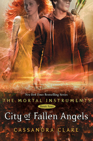City of Fallen Angels by Cassandra Clare book cover