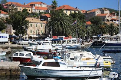 Cavtat near Dubrovnik