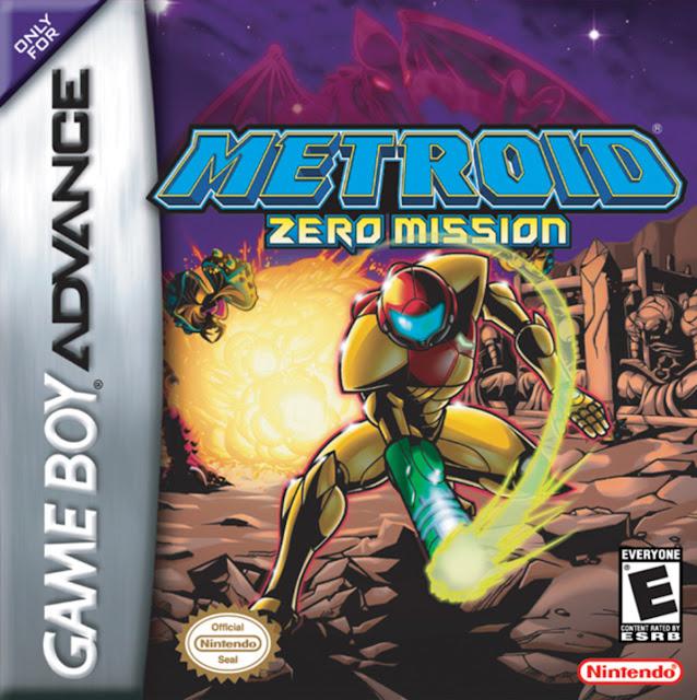 Metroid: Zero Mission - Español - Portada