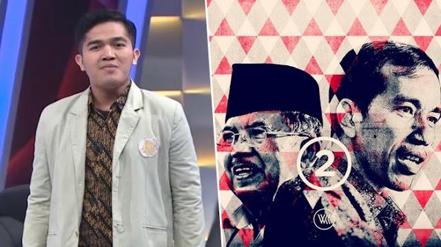Orasinya di Mata Najwa Banyak Terima Pujian, Merinding Baca Tulisan Ketua BEM UGM Ini Soal Jokowi, Beda Banget Sama yang Sonoh!