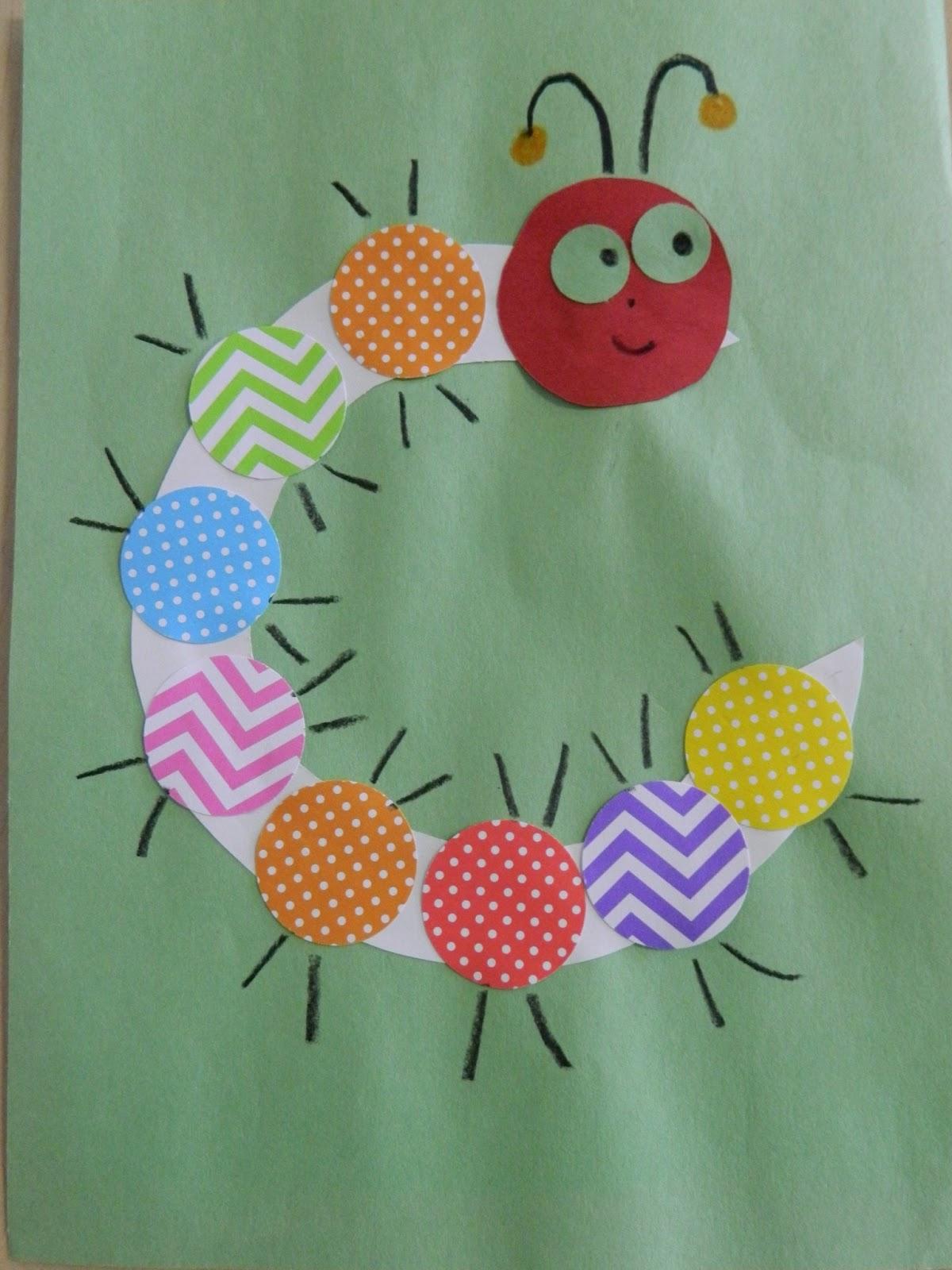 The Vintage Umbrella Preschool Alphabet Project A H