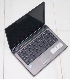 Laptop Bekas Acer Aspire 4743