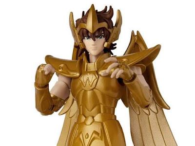 """Las tres primeras figuras """"Anime Heroes"""" salen a la venta el próximo mes de Marzo a un precio sorprendente"""