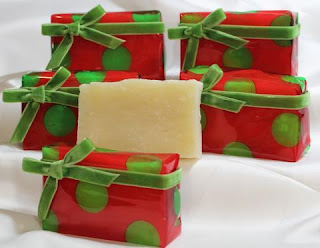 Peppermint Natural Soap, Essential Oil, Handmade bar soaps
