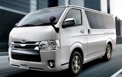 Harga Mobil Toyota Hiace