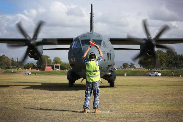 Australia takes delivery final C-27J