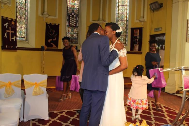 , Wow! Nigeria 26 year old lady gets married hours before bagging a 1st class in law at Birmingham City University, Latest Nigeria News, Daily Devotionals & Celebrity Gossips - Chidispalace